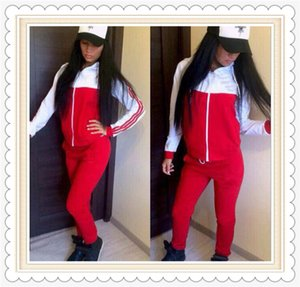 Women Tracksuits Two piece set crew neck Long sleeve sports shirt and trousers set women Letter printing jogging suit Sports suit Streetwear