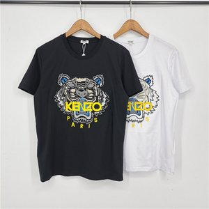 kenzo T-shirts lv sweaters coats clothing tee Frühlings-Sommer-amerikanischen Unisex Bandana Tiger Skateboard Mens Designer T-Shirt Frauen-Mann-beiläufiges T-Shirt gut Mens-T-Shirt