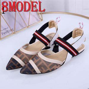 20SS Fashion luxurious New Women Pumps Ankle Wrap Buckle Decoration Pointed Toe Square Heel High Shoes Sheepskin Handmade Pumps Size 34-41