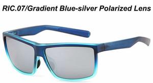 10 Renkler TR90 Marka Polarize Güneş Erkekler Moda Kare Gözlük Erkek Güneş Gözlükleri Erkekler Için Seyahat Balıkçılık óculos Shades 5 adet Hızlı