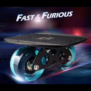 Extreme Sixth Generation Drift Board Adult Children Four Wheel Brush Street Skateboard Flash Wheel