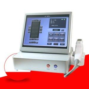 Ultrason makinesi kırışıklık kaldırma 2/3 / 5 ya da 8 kartuş fabrika fiyatı ile HIFU'nun 12 satır makinesi 4d