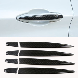 Auto Car Accessories Door Handle Bezel Chrome Trim Frame Cover Sticker Exterior Decoration Molding for BMW X1 F48 2016-2020