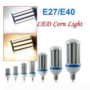 High Bay Light E27 B22 E40 Shoebox Retrofit Led Corn Light 24W 36W 50W 60W 100W 120W Pendant Lamps School Shop Warehouse Lighting