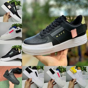Venda N.354 Mens Tipo GS Casual Low Top 1 07 Mulheres N354 Designer Black White Utility Air 1s Skate Outdoor Trainers Dunk Uma Cut Shoes