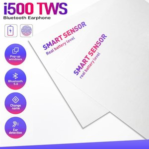 En iyi i500 Hava tws 2 kulakiçi şarj kablosuz Kulaklık PK W1 H1 çip Sensör kontrolü Kulaklık Wirless kulaklık PK i30 i60 I100 i200