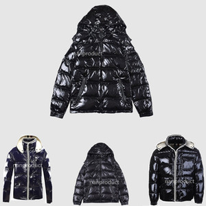 Atacado O Inverno Down Jacket Designer Puffer Jaquetas Maya Homens mulheres Roupa Quente para o homem exterior Coats on-line tamanho Venda S-3XL