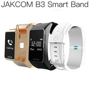 JAKCOM B3 inteligente reloj caliente de la venta de pulseras inteligentes como barco cometa reloj Shenzhen vídeo lenovo