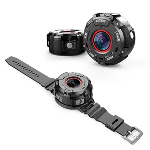 Professional Outdoor Sports Camera Full HD 1080p Waterproof DVR Portable Action Camcorder Wireless Micro Watch Camera Wifi