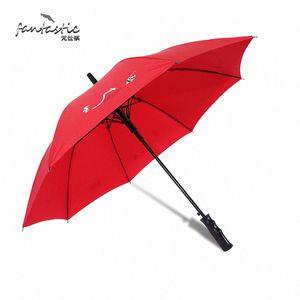 niños fantástico paraguas rojo Niños bebé Paraguas muñecas chino NaX1 #