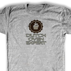 Forno holandês EXPERT T camisa Cooking Baking Humor presente camiseta