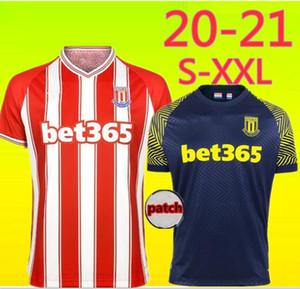 La dernière Thaïlande qualité S-4XL 20 21 Stoke City Berahino maison Arnautovic et maillot de football loin