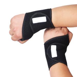Strap 1Pcs polso del gancio di sostegno della protezione della protezione Uomini Wowen tenere in caldo Banda Sport Wristband mano