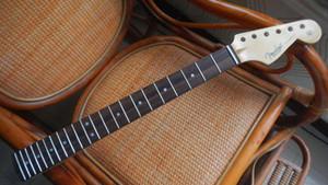Быстрая перевозка груза новый Stratocaster электрогитары ул шеи 22 лада Накладка палисандр лак после пояса гитары шеи-17-11
