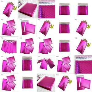 Eposgear 25 Violet métallique brillant Bubble Foil Sac rembourré postale 818czwhgoxl Eposgear Violet métalliques Enveloppes postales de la zbhwss