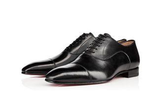 Fashion Gentleman Sneaker Red Bottom Greggo Orlato Flats Men Women Walking Wedding Party Dress Luxury Designer Red Sole Shoes
