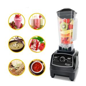 110V / 220V 2200W Blender Mixer Heavy Duty Professional Соковыжималка Fruit Food Processor Ice Smoothie Electric Кухонная техника