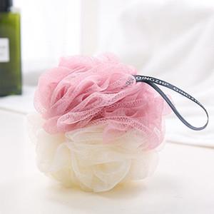 Mesh Exfoliator Scrubber Bath Ball Shower Cleaning Soft Bathing Tool Ball