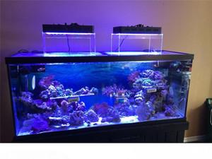AC85 ~ 165V 165W LED Acquario Luce Full Spectrum Grow Light Wifi Smart Control Coral acquatico Acquario lampada Fish Tank LED