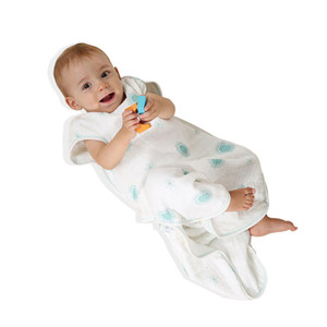 New Vest Style Newborn Bamboo Fiber Sleeping Bag 0-3Year Infant Design Summer Thin Sleeping Bag Baby Spring Summer Comfortable Sleeping Bag