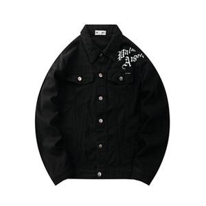 2020AW new designer luxury jeans Western jeans jacket hot brand designer hot men's wear designer jeans J09