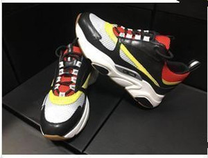 New 2018 Triple S Shoes Men Women Sneaker High Quality white Colors Thick Heel Grandpa Dad Trainer Triple-S Casual Shoes B22 c29