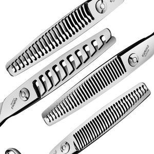 Hair Scissors Professional Hairdressing Barber Scissors Thinning Barber Professional Scissor Set Hair Cutting Scissors