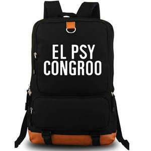 Steins backpack Gate game school bag El psy congroo daypack Laptop schoolbag Outdoor rucksack Sport day pack