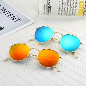 2020 New Ray Boy Girl Sunglasses praia dos miúdos produtos anti-UV Polarizada Óculos Moda Sombra Too Glasses 1806