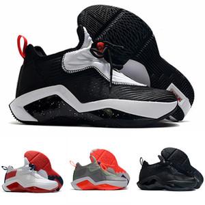 2020 Nuevos Soldados Lebron 14 zapatillas de baloncesto Rojo Negro Blanco niños de la calle principal clásico del atlético las zapatillas de deporte