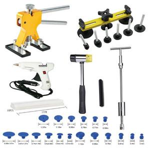 Ручной набор инструментов Удаление вмятины автомобилей Dent Repair Tool Авто Ремонт кузова Dent Puller вмятины Remover Auto Body YwsL #