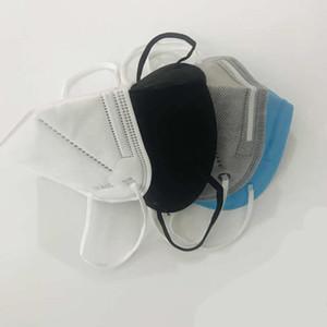 Neue Ankunft 3ply Gesichtsmasken Einweg 3 Ebenen staubdichte Schutzmasken Maske Set Anti-Staubmaske Orignal mit vorzüglichem Kleinpaket