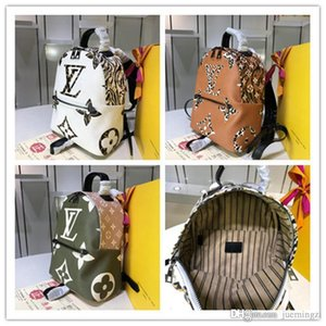 LoVuitto New Palm Springs Backpack PM M41560 Monogram Nicolas Ghesquière Size:21-31-10cmCM