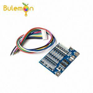 6S Li-ion 18650 Protection Board Chargeur batterie au lithium BMS 22.2V avec l'équilibre Circuits intégrés 3tG4 #