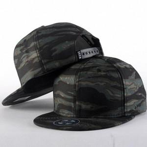 Unisex Şapka Kap 2020 Moda Erkekler Kadın Beyzbol Kamuflaj Kapaklar Snapback Şapka Hip Hop Ayarlanabilir Mar15J.30 Fusl #