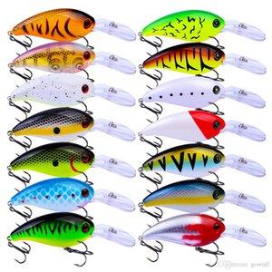 14 Colors 10cm 14.52g Plastic Fish Baits & Lures Fishing Equipment 6# Hook Artificial Bait Pesca Fishing Tackle Fishing Pliers