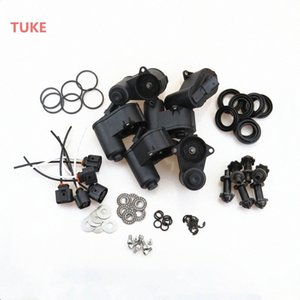 TUKE 10 Set For A6 Q3 Seat Alhambra 32332082 1J0 973 722 6 Torx Plug Adapter + Bearing Screw & Handbrake Servo Calipers Motors Okni#