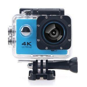 العمل الرياضي كاميرا فيديو واي فاي 720P 2.0 LCD 120D الرياضة تذهب الفيديو للماء كاميرا للمحترفين