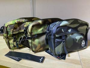 bags popula mens bags detail reflective proof lattice three color asian size belt bags 50*30*13 shoulder male female