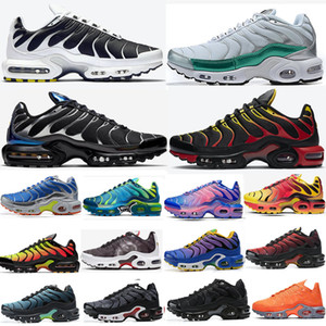 2020 TN PLUS TN GS CV CT CT Greedy SE OG CQ Decon Pack Running Shoes Mens Mulheres Treinadores Chaussures Blue Fury Sport Speakers Tamanho 36-45