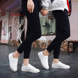 X57 Man Spring Casual Shoes Breathable Light Men Lace-up new women s leather shoes wild personality shoes Fashion Big Size 39-46