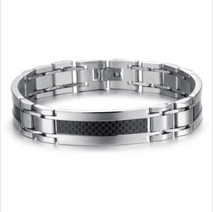 Top quality men's stainless steel bracelets stainless steel jewelry OEM boyfriend's gifts body jewelry factory supplier GJ741