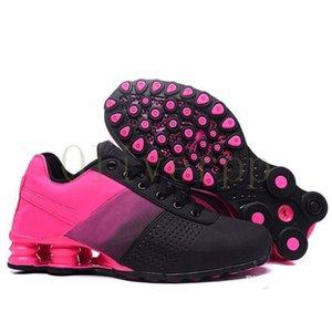 2019 SHOX Avenue 802 обуви доставить NZ R4 809 женщин кроссовки бренд для воздушной подушки Shox кроссовок спорта беговых тренажеров 36-40