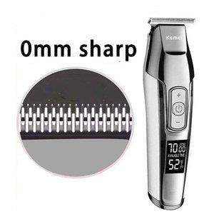 Professional Hair Trimmer Lcd Display Electric Hair Cutting Beard Body Car Trimer Face Haircut Machine For Men Hair Clipper F30 ipwan