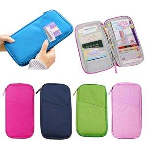 Travel Passport Card Holder Bags Ticket Wallet Handbag Case Organizer Storage Bags 2020