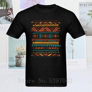 Toltec T-Shirt-Grafik-T-Shirt Männer schwarzes T-Shirt Tribal Art Design Tops Adult T Kleidung ausgestattet Baumwolle Einzigartig Drop Shipping