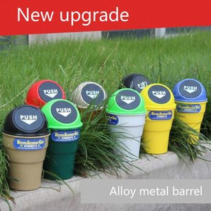 Modische kreative Abfalldosen für Aluminium Fahrzeuge LW 1796 Upgrade-qp3c #