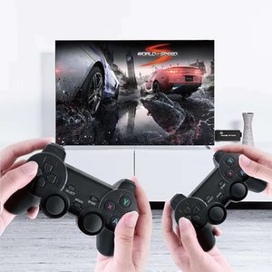 4K Games USB Wireless Stick Video Game Console with HD Output Dual Player