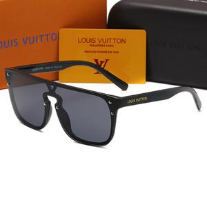 Designer Polarizerd occhiali da sole per Mens dello specchio di vetro Gril Lense Vintage Occhiali da sole Eyewear Accessories womensG6LVbicchieri