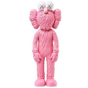 CALDO 12inches 30CM 0.6KG Originalfake KAWS Companion tendenza scatola originale KAWS Action Figure modello decorazioni giocattoli regalo
